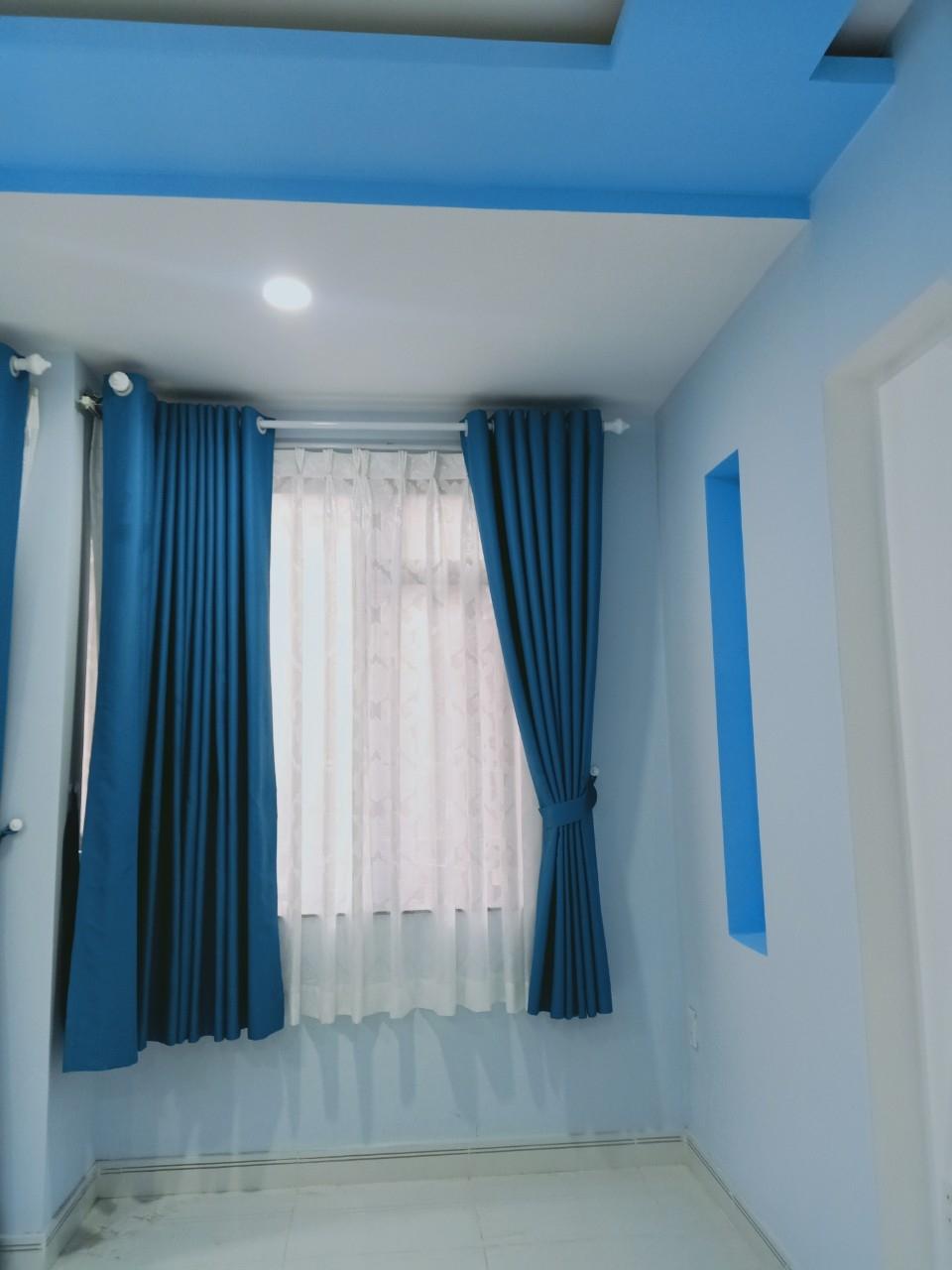 Rèm cửa vải phòng khách-3