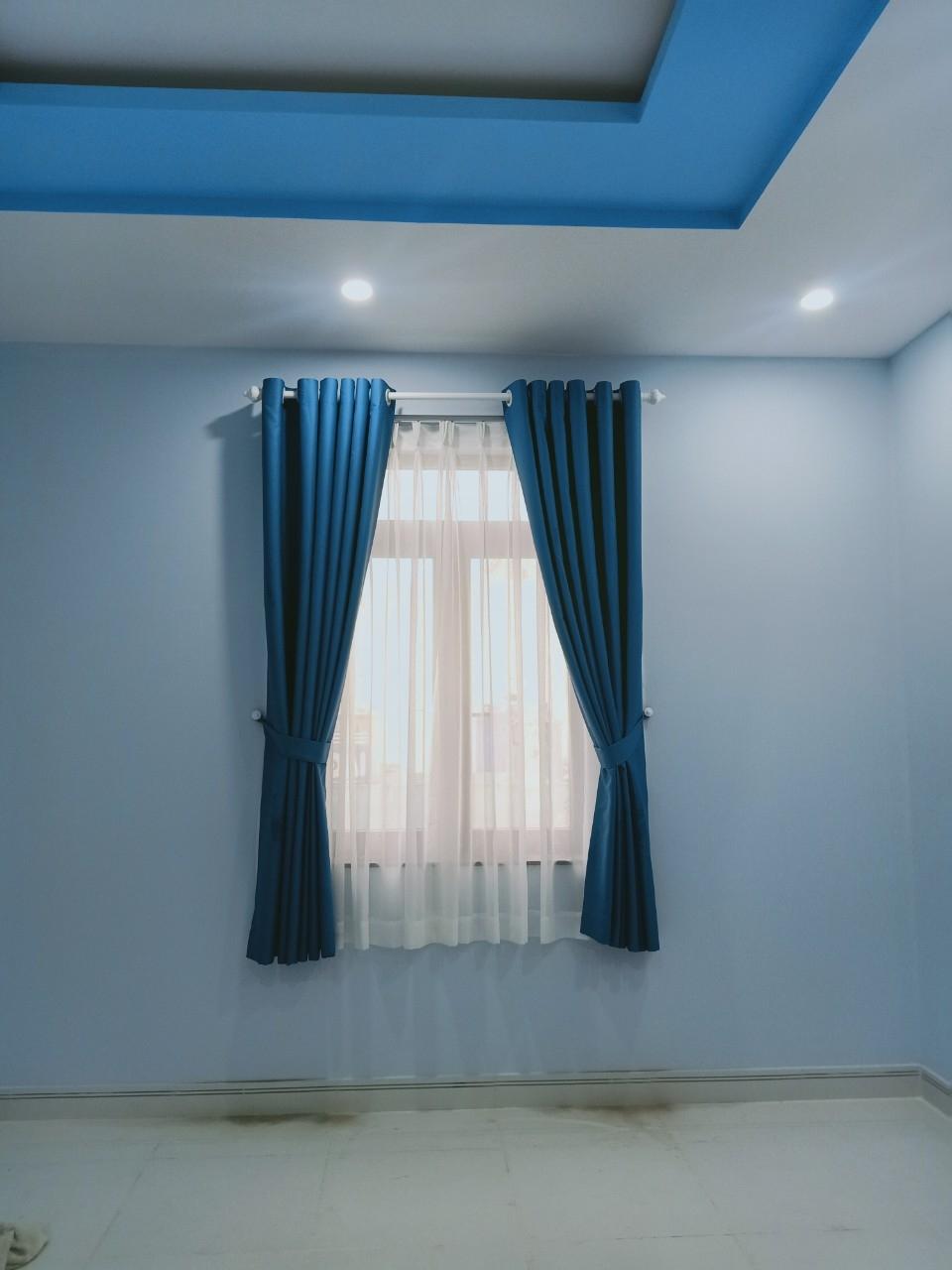 Rèm cửa vải phòng khách-4
