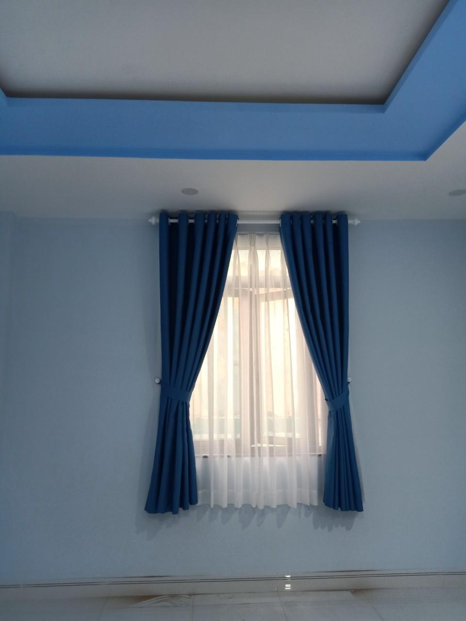 Rèm cửa vải phòng khách-5