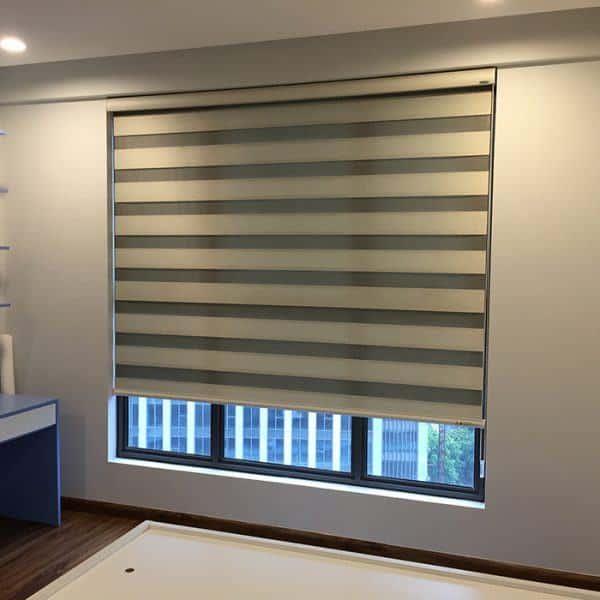 Rèm gỗ cửa sổ bản dẹp siêu mỏng