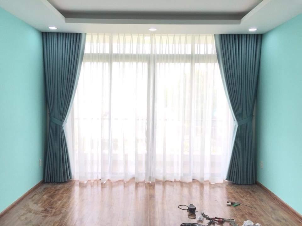 Rèm Vải Phòng Khách-2