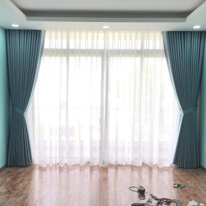Rèm Vải Phòng Khách