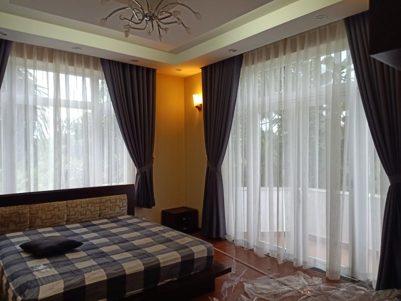 Rèm Vải Phòng Ngủ-2
