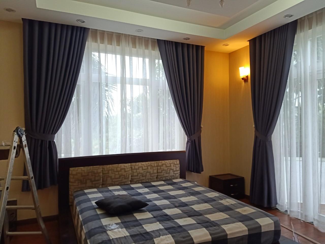 Rèm Vải Phòng Ngủ-1